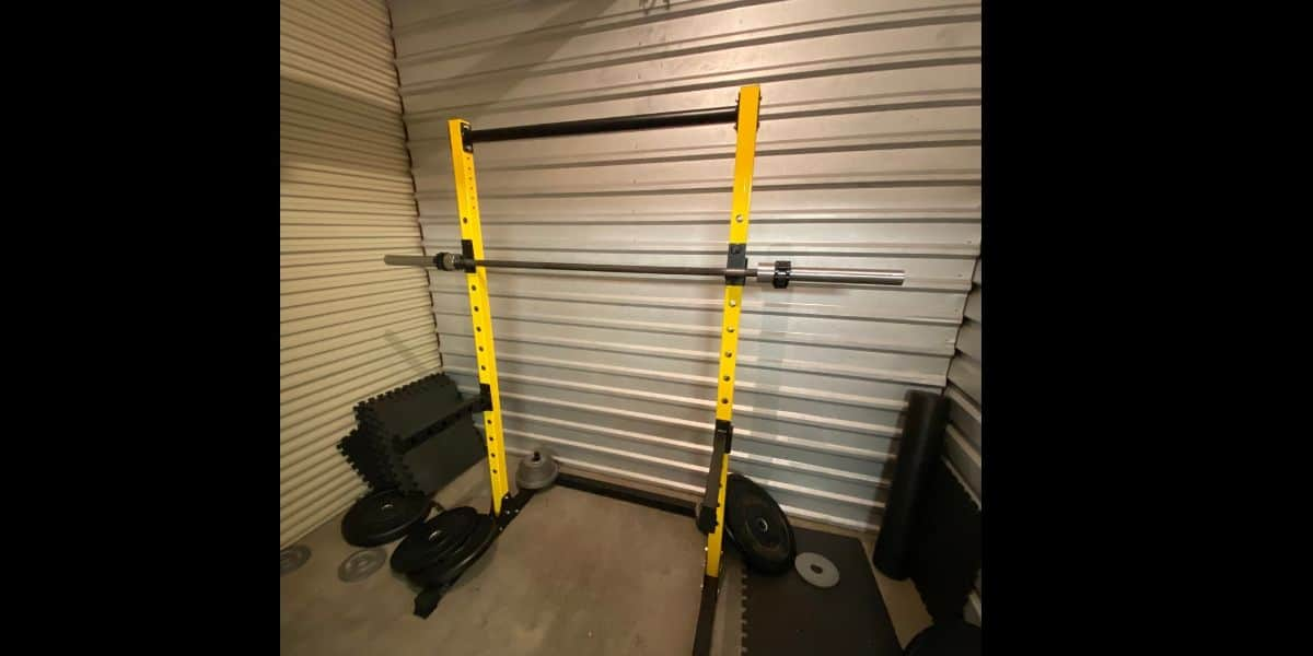 The Hulkfit Half Rack / Squat Stand Review